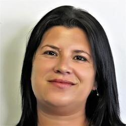 Shireen Jones, estate agent